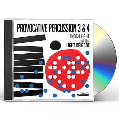 PROVOCATIVE PERCUSSION 3 & 4 CD