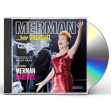 Ethel Merman MERMAN HER GREATEST CD