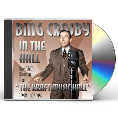 Bing Crosby IN THE HALL CD