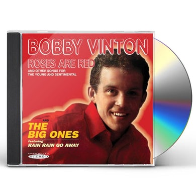 Bobby Vinton ROSES ARE RED & THE BIG ONES CD