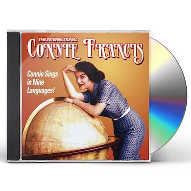 INTERNATIONAL CONNIE FRANCIS CD