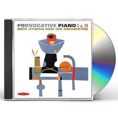 Dick Hyman PROVOCATIVE PIANO I & II CD