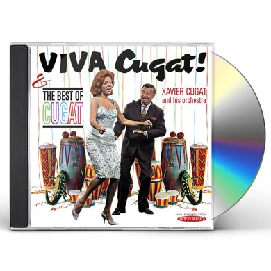 Xavier Cugat VIVA CUGAT THE BEST OF CUGAT CD