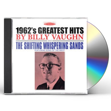 Billy Vaughn 1962'S GREATEST HITS & THE SHIFTING WHISPERING CD
