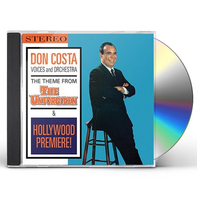 Don Costa THEME FROM THE UNFORGIVEN & HOLLYWOOD PREMIERE CD