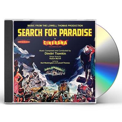 Dimitri Tiomkin SEARCH FOR PARADISE CD