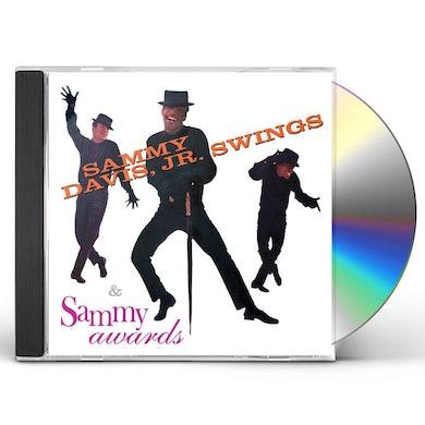 Sammy Davis Jr SAMMY SWINGS & SAMMY AWARDS CD