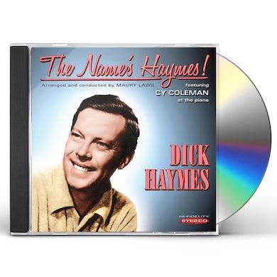 Dick Haymes NAME'S HAYMES CD