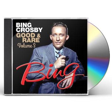 Bing Crosby GOOD & RARE 3 CD