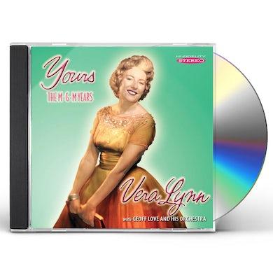 Vera Lynn YOURS: MGM YEARS CD