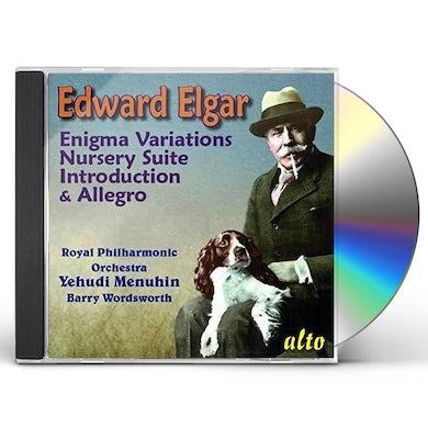 Elgar ROYAL PHILHARMONIC CD