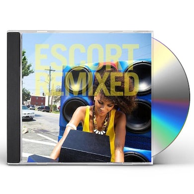 Escort REMIXED CD