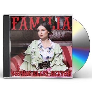 Sophie Ellis-Bextor FAMILIA CD