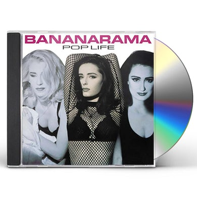 Bananarama POP LIFE CD