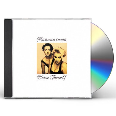 Bananarama PLEASE YOURSELF CD