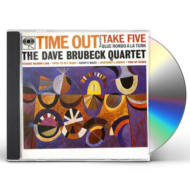 Dave Quartet Brubeck TIME OUT CD