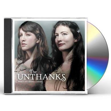 THE UNTHANKS HERE'S THE TENDER COMING CD