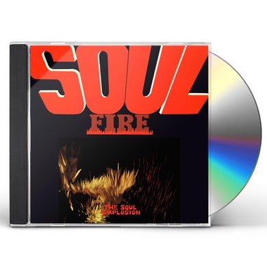SOUL EXPLOSION SOUL FIRE CD