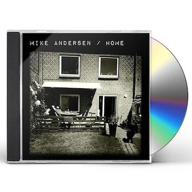 Mike Andersen HOME CD