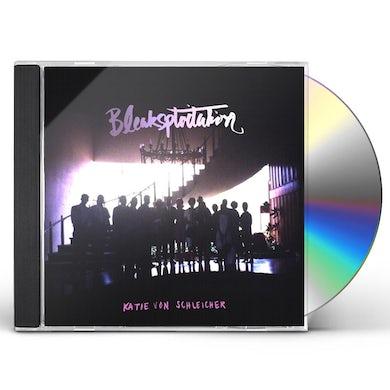Katie Von Schleicher BLEAKSPLOITATION CD