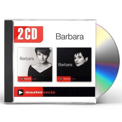 BARBARA MASTER SERIE VOL 1 & 2 CD