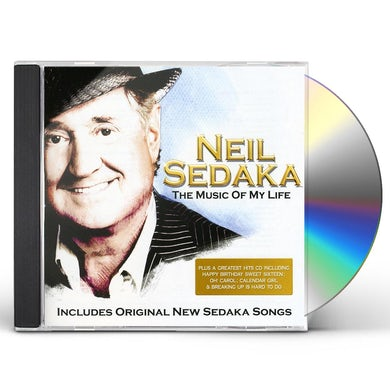 Neil Sedaka MUSIC OF MY LIFE CD