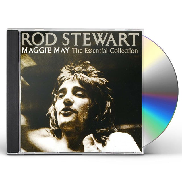 Rod Stewart MAGGIE MAY: ESSENTIAL COLLECTION CD