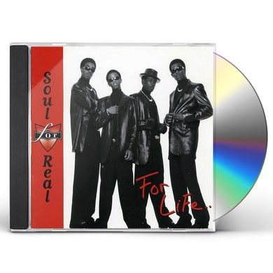 Soul For Real FOR LIFE CD