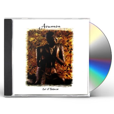 Acumen OUT OF BALANCE CD