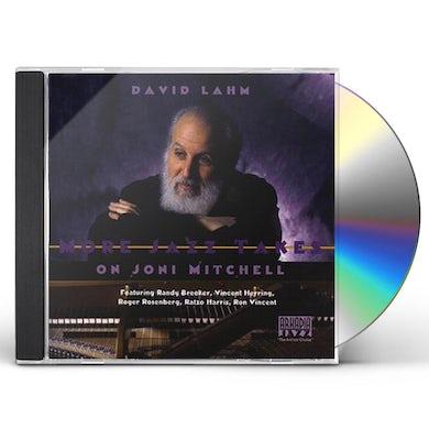David Lahm MORE JAZZ TAKES ON JONI MITCHELL CD