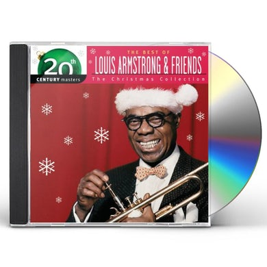 Louis Armstrong BEST OF CHRISTMAS CD