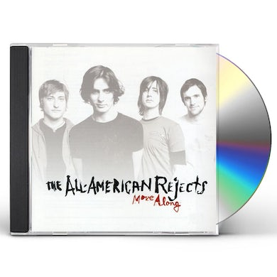 The All-American Rejects MOVE ALONG CD