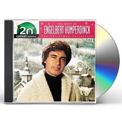 Engelbert Humperdinck CHRISTMAS COLLECTION: 20TH CENTURY MASTERS CD