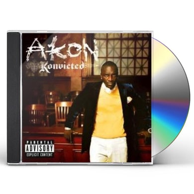 Akon KONVICTED CD