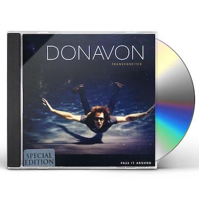 Donavon Frankenreiter PASS IT AROUND CD