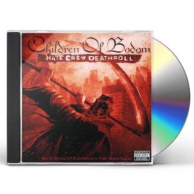 Children Of Bodom HATE CREW DEATHROLL CD