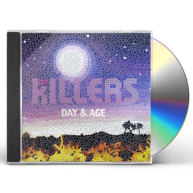 The Killers DAY & AGE CD