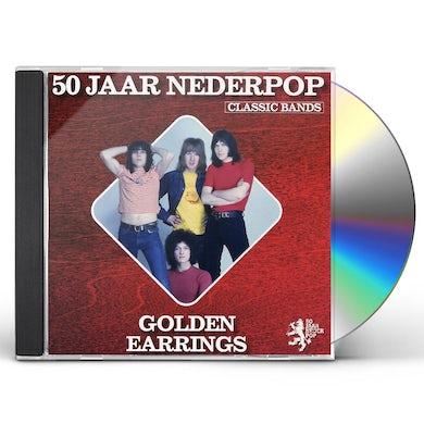 Golden Earrings 50 JAAR NEDERPOP CD