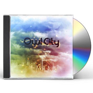 Owl City MAYBE I'M DREAMING CD