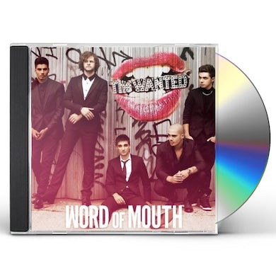 Wanted WORD OF MOUTH: DELUXE EDITION CD