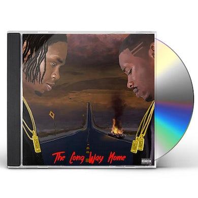 Krept & Konan LONG WAY HOME CD