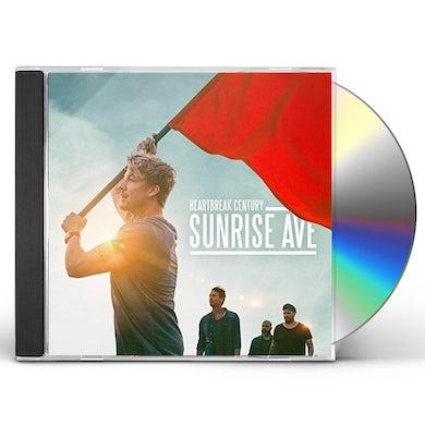 Sunrise Avenue HEARTBREAK CENTURY CD