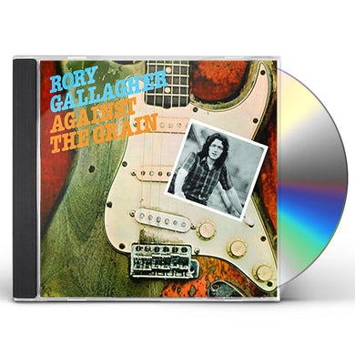 Rory Gallagher AGAINST THE GRAIN CD