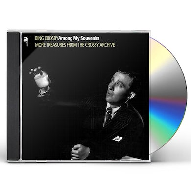 Bing Crosby AMONG MY SOUVENIRS CD