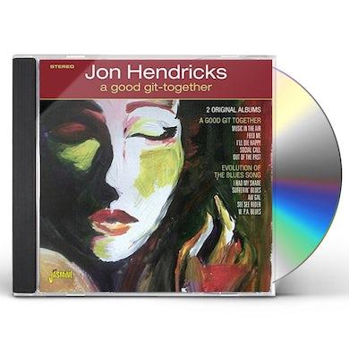 Jon Hendricks GOOD GIT TOGETHER-2 ORIGINAL ALBUMS CD
