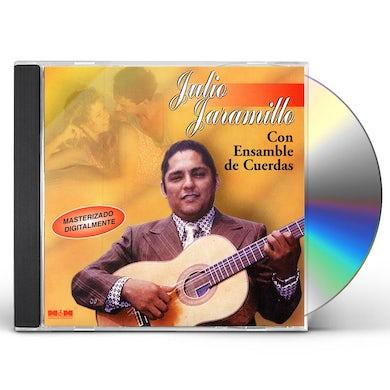 Julio Jaramillo ENSAMBLE DE CUERDAS CD