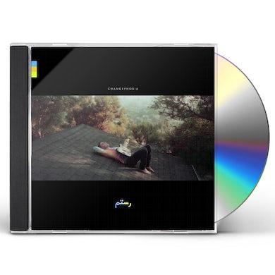 ROSTAM Changephobia CD