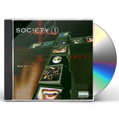 Society One SLACKER JESUS CD
