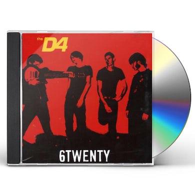 D4 6TWENTY CD