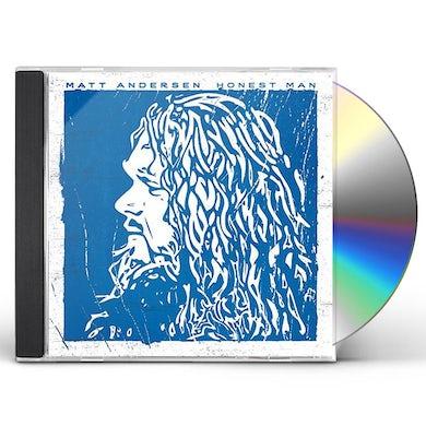 Matt Andersen HONEST MAN CD